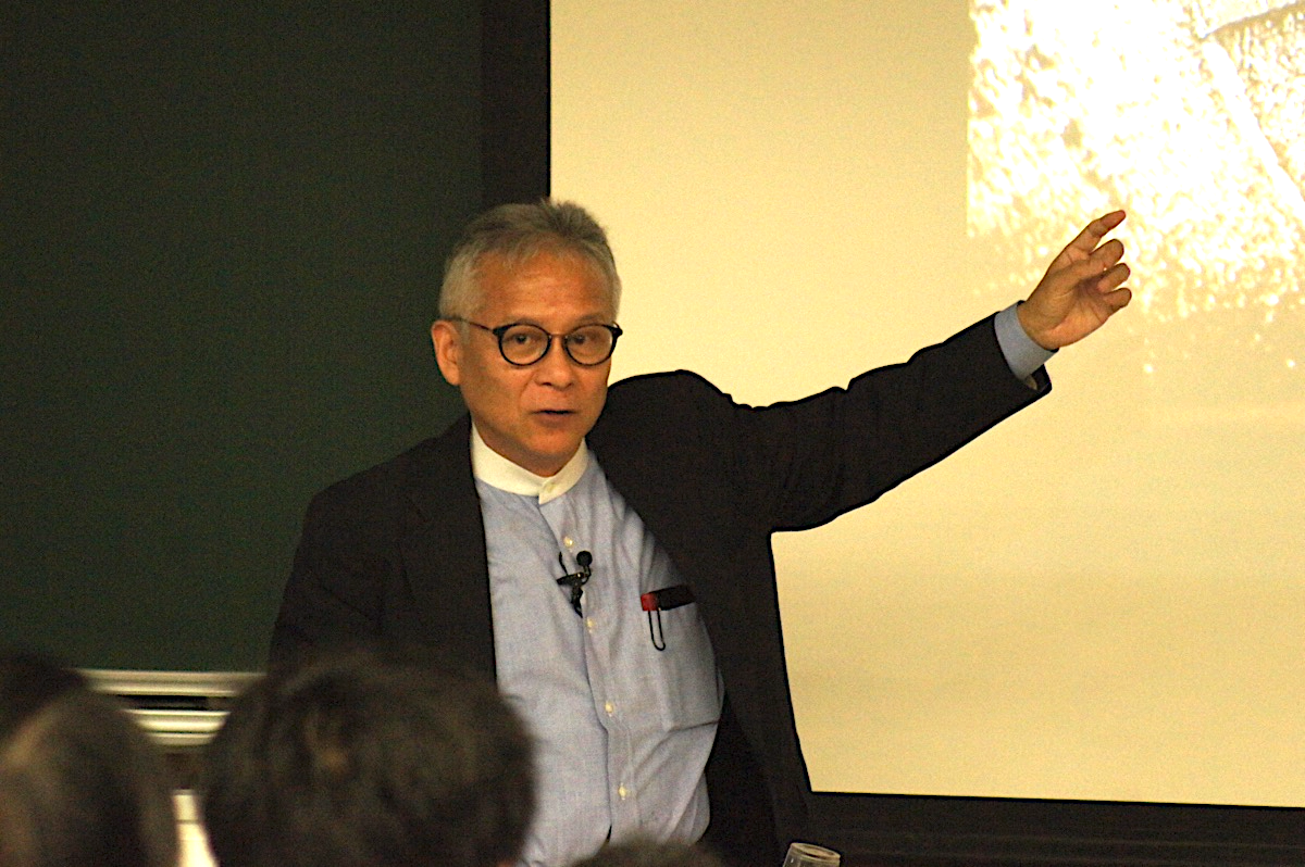 MIT石井教授が本学で講演 学生らに力強いメッセージ