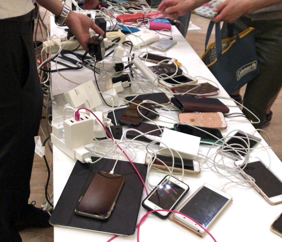 【速報】携帯電話等の充電可能場所が一部で開放(学外の場所に関する情報) <地震関連情報>