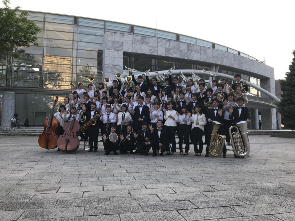 好きだから、チャレンジする 北海道大学連合吹奏楽団 【部活サークル紹介第2回】
