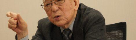 「英語と専門知識を身につけて」本学名誉教授 鈴木章先生【北大人に聞く 第5回】