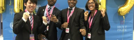 本学学生チームが「学生のノーベル賞」地区予選で日本勢初優勝 次戦に向けクラウドファンディングを実施 ーハルトプライズ