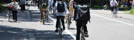 <自転車事故>ルール違反散見 乗り方見直して【特集・北大ライフ 危険はすぐそばに】