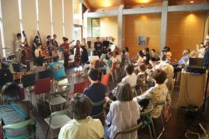 学内交流・市民交流の新たな場となるか 第2回クラーク大サーカス開催