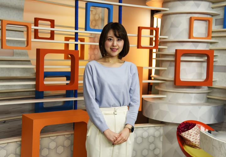「大学生の時こそ、色々な経験を」テレビ北海道アナウンサー・磯田彩実さん【北大人に聞く 第7回】