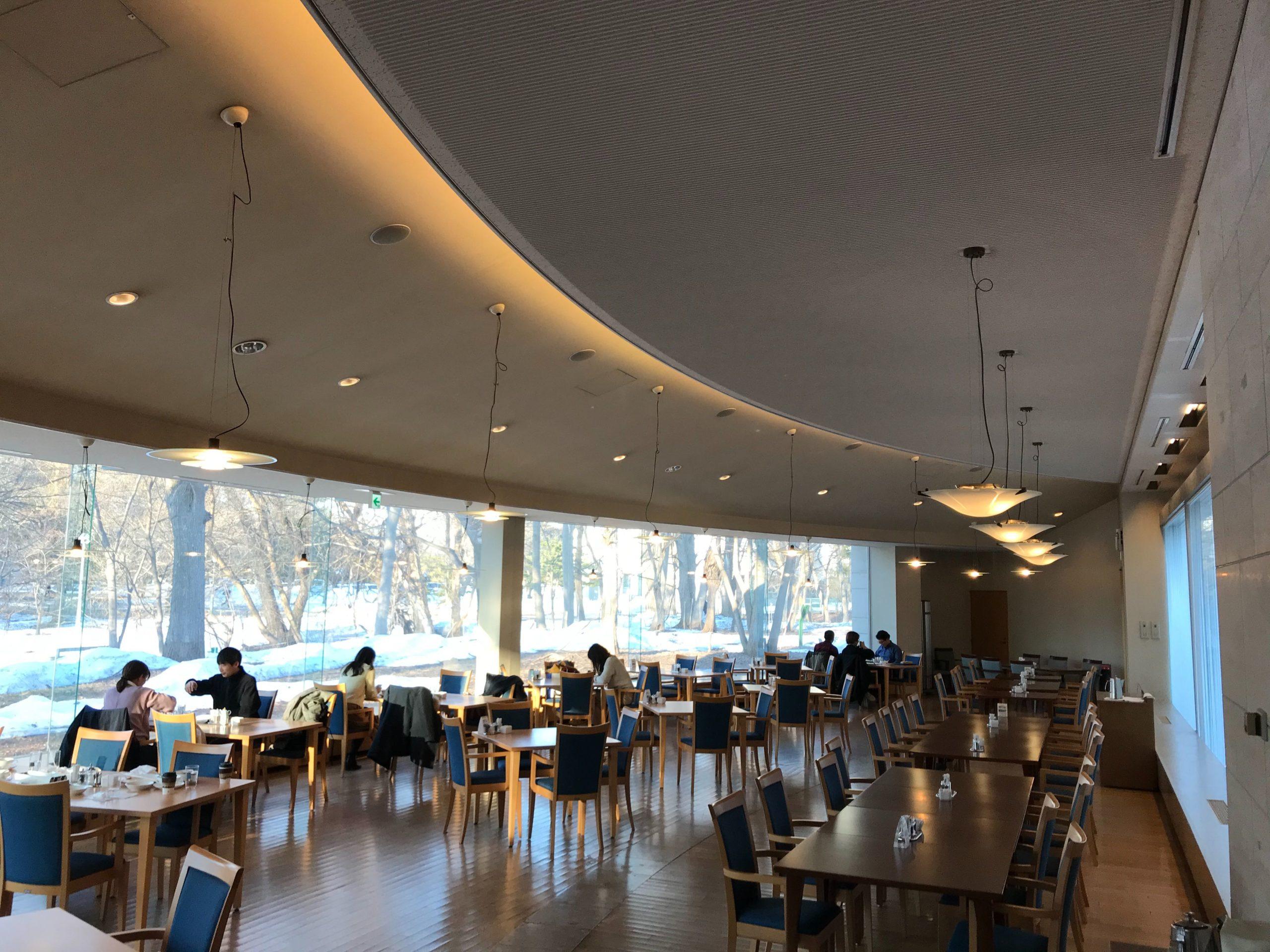 中央食堂隣のレストラン、期間限定で復活 12日から道産野菜のカレーなど提供 ―北大生協