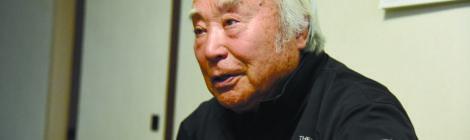 「若者よ、大志を抱け」冒険家・三浦雄一郎さん【北大人に聞く 第8回】