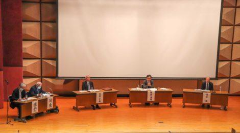 総長候補3人への公開質疑実施 —北大総長選2020