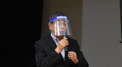 解任の名和氏、騒動後初の公の場 訴訟「検討している」 —北大総長解任