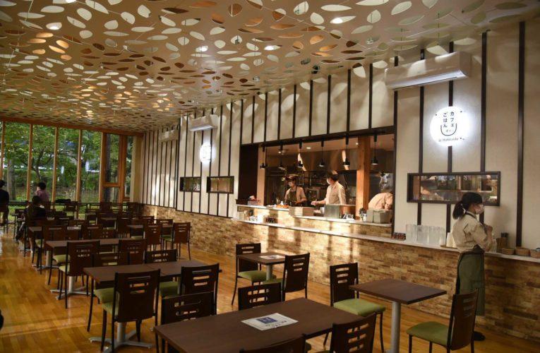 北大正門横に日常使いできるカフェ 10月1日開店