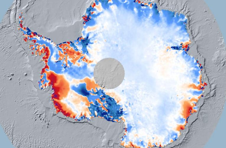 西南極の氷融解足踏みか 南極深海の塩分濃度、一転して上昇 -北大低温研・青木准教授ら